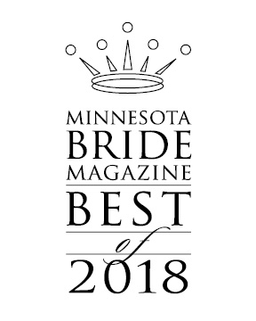 Minnesota Bride Magazine Best Of Award