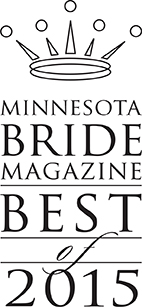 Minnesota Bride magazine's Best of 2015