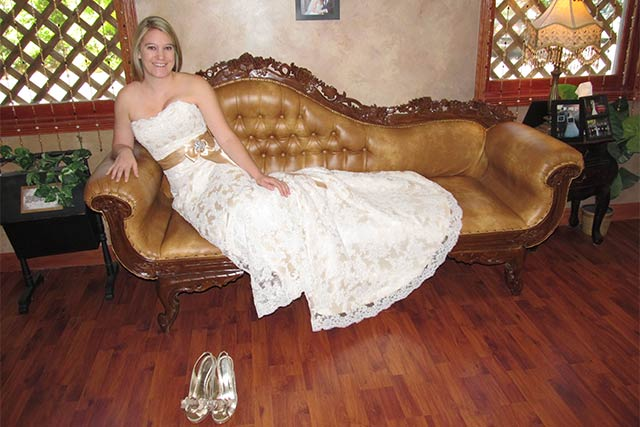 Wedding Gown Alterations in MN