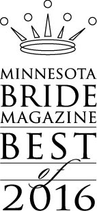 Minnesota Bride magazine's Best of 2017